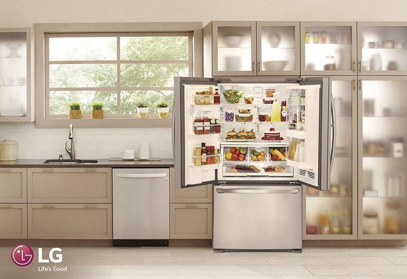 LG brinda recomendaciones para organizar los alimentos en el refrigerador