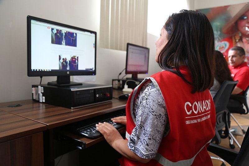 CONADIS Reactivará Línea Gratuita Para Asistir A Personas Con Discapacidad
