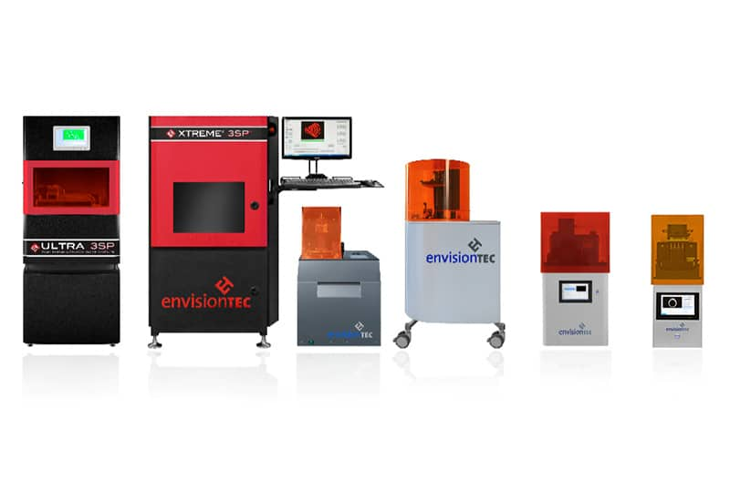 EnvisionTEC Presenta cDLM para Impresión 3D