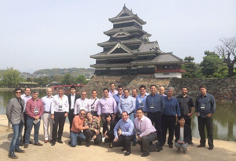 EPSON llevó a Japón a sus clientes peruanos