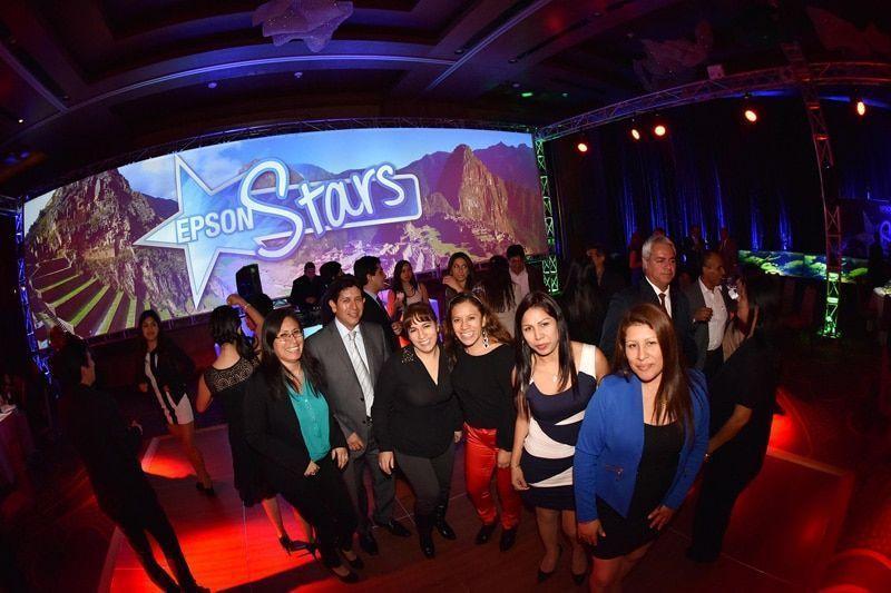 EPSON premió a sus mejores canales de distribución en Perú