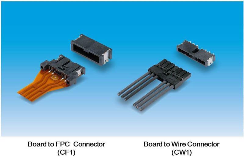 Panasonic desarrolla conectores para Módulos de Lámparas LED de un Vehículo a Tableros