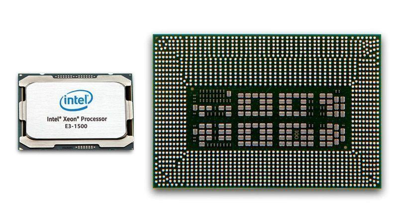 Introduciendo la familia de procesadores Intel® Xeon® E3-1500 v5