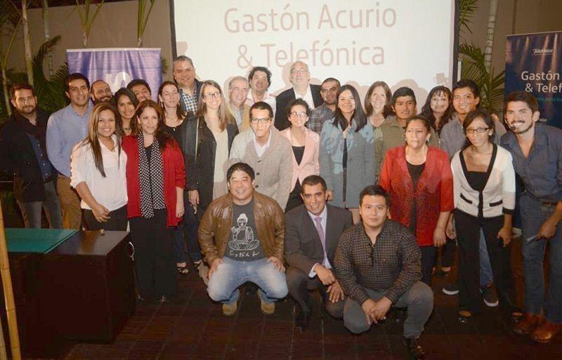 """2da. Convocatoria Del Programa De Becas """"Juntos Para Transformar"""""""