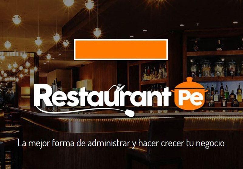 Restaurant.Pe Presentó Su Nueva Web Y Aplicación POS