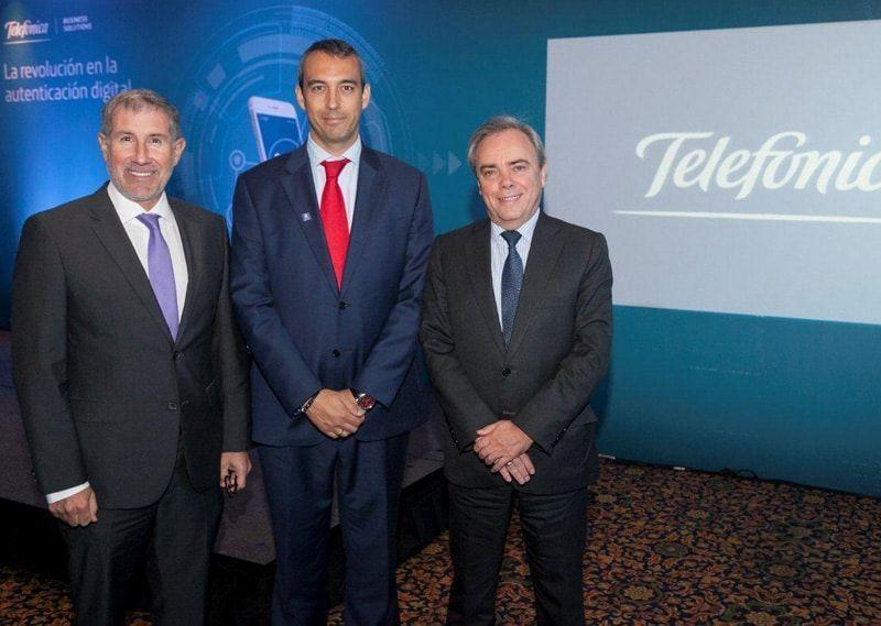 """Telefónica Presenta """"Mobile Connect"""""""