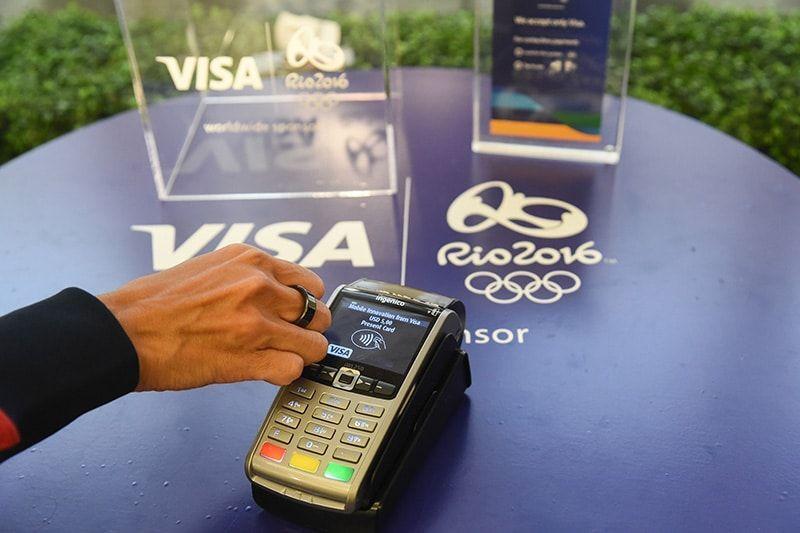 Visa Presenta Anillo de Pago Habilitado para NFC
