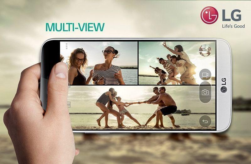 Estas son las novedades fotográficas del LG G5SE