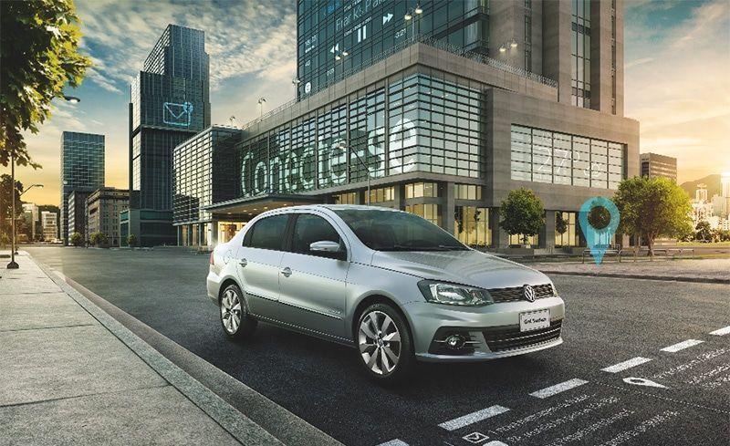Volkswagen Presentó El Nuevo Gol Sedán 2017