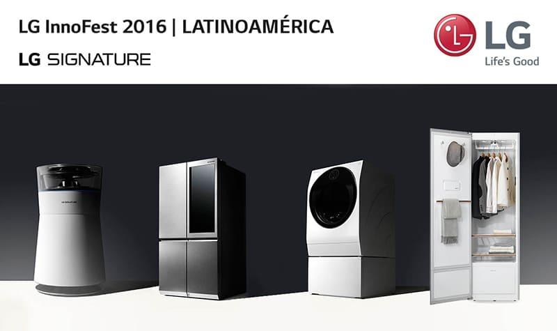 Nuevos Electrodomésticos de LG Revolucionan El Mercado Latinoamericano