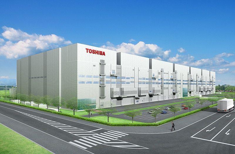 Toshiba anuncia Memoria BiCS FLASH™ de 96 capas 3D