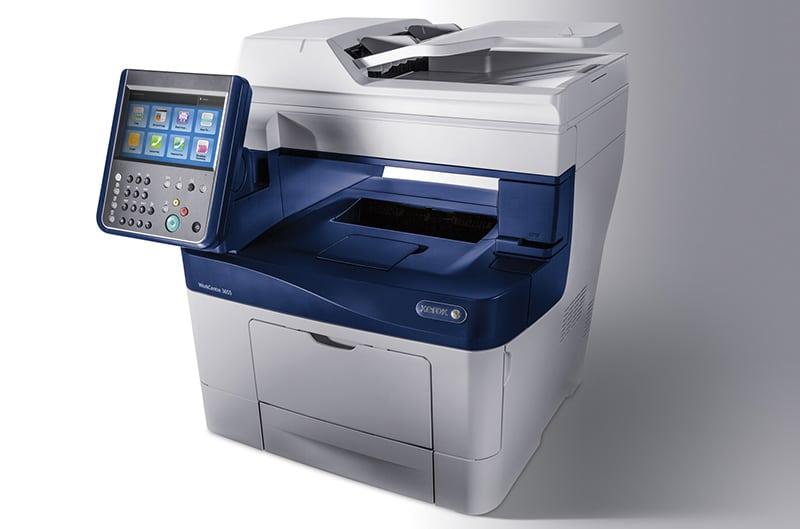 Nueva Xerox WorkCentre® 6655 Color MFP