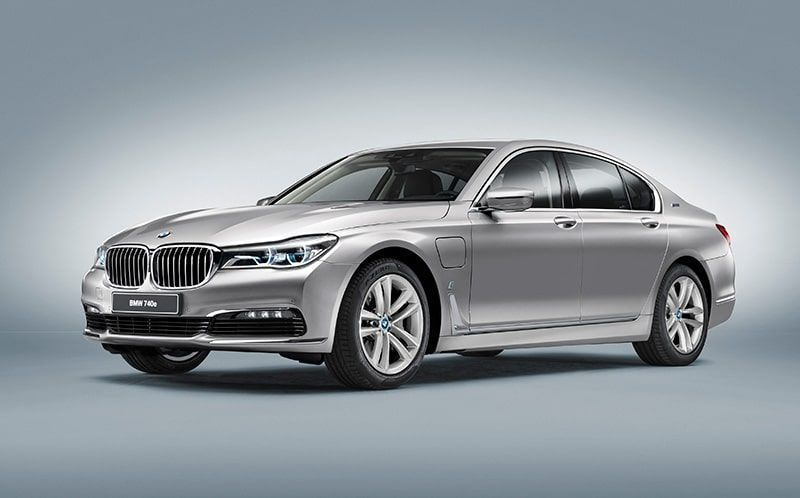 Precios para España: BMW Serie 7 iPerformance