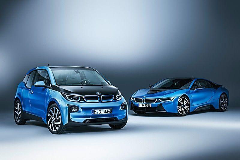 BMW i amplía su oferta de modelos del BMW i3
