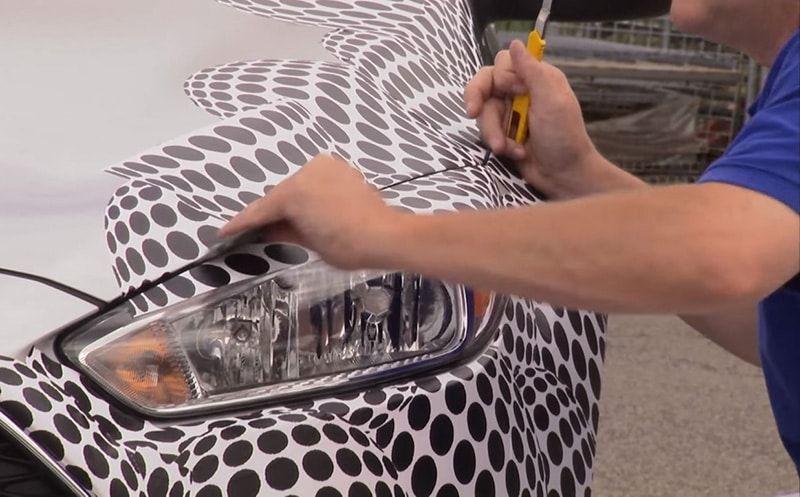 Ford Revela Sus Técnicas De Camuflaje Para Proteger Sus Prototipos