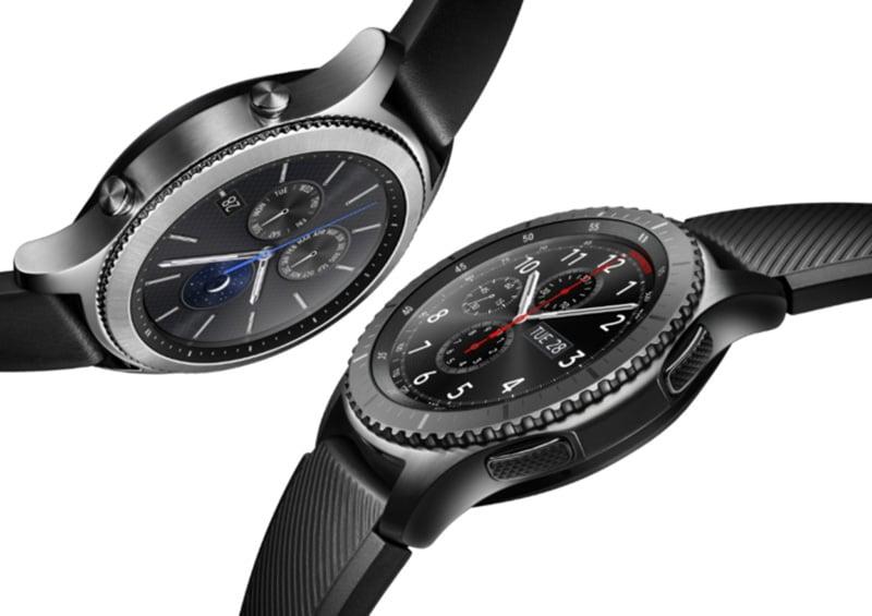 Samsung expande portafolio de smartwatch con Gear S3