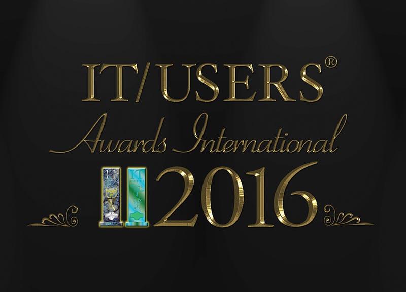 Anunciamos la 13° Edición del IT/USERS Awards 2016