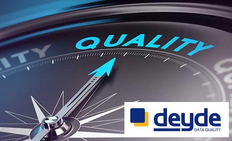 México: próximo evento de DEYDE Data Quality