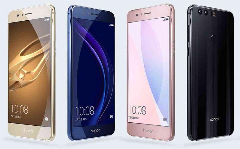 Honor 8 Impulsa el Crecimiento Mundial de los Teléfonos Inteligentes