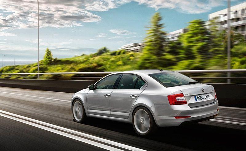 Škoda presenta su nuevo Octavia