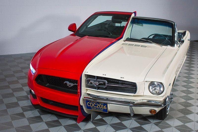 Ford Mustang ingresó al Salón de La Fama de los Inventos