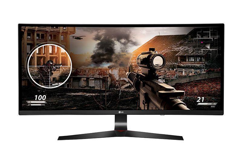 LG trae nuevo monitor gamer Ultrawide Curvo 34''