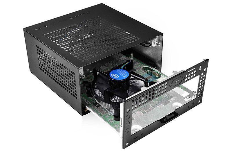 ASRock anunció la disponibilidad de DeskMini 110