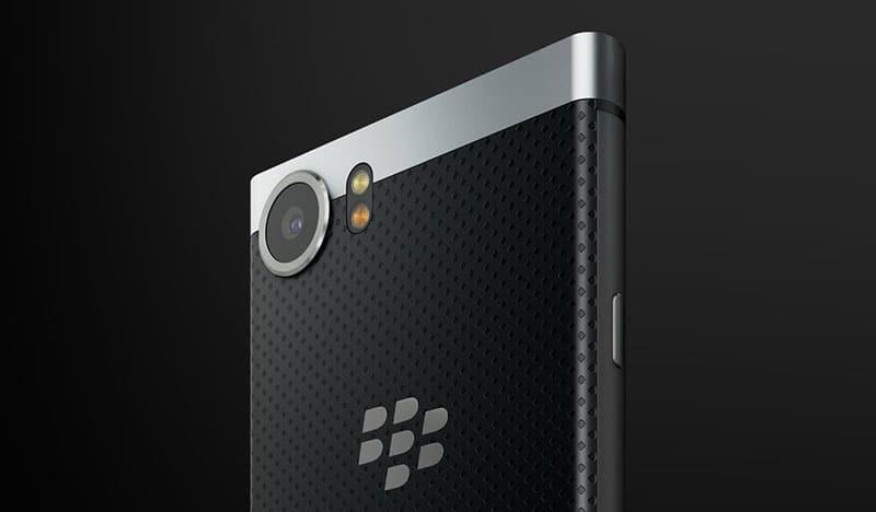 Excepcionalmente diferente, excepcionalmente Blackberry