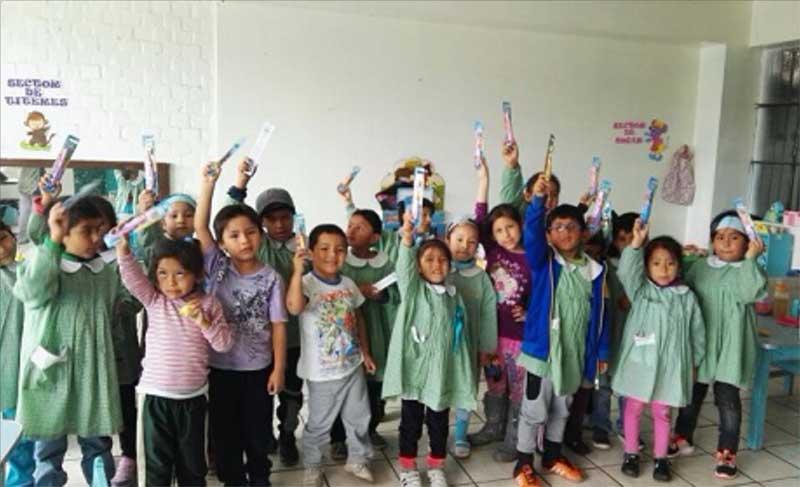 P&G Perú brindó ayuda a más de 173 mil personas