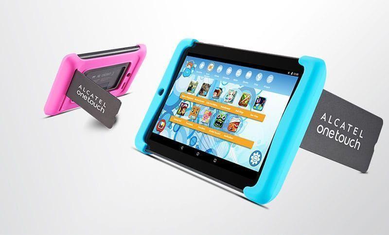 PIXI KIDS: nueva Tablet Alcatel pensada en los más pequeños