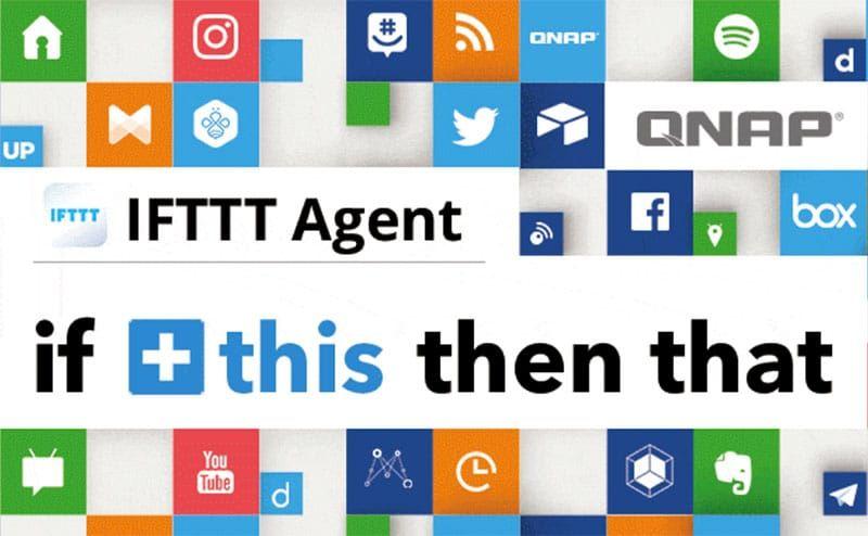 QNAP se integra con IFTTT para impulsar la productividad del NAS