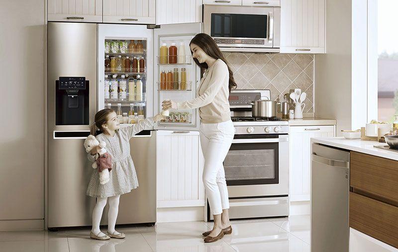 Tips para mantener la limpieza y orden de la refrigeradora