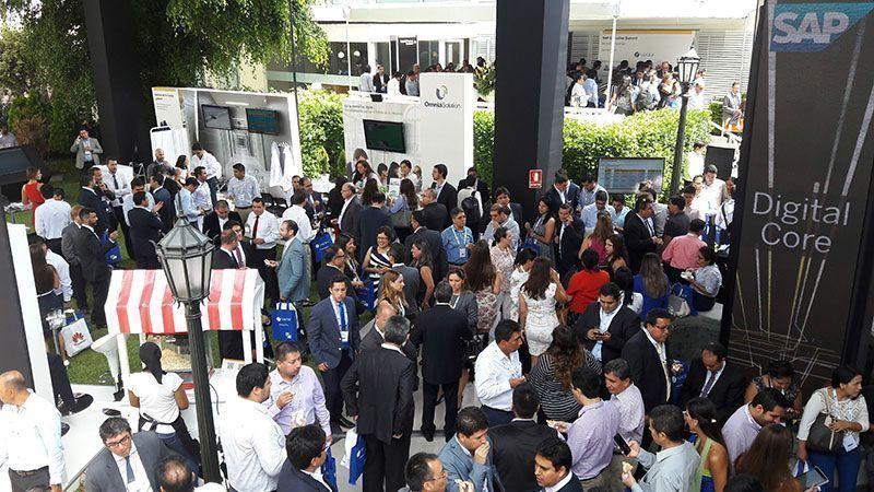 Culminó con éxito SAP Executive Summit Perú 2017