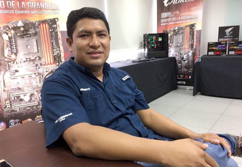 GIGABYTE designa nuevo Gerente de Territorio para Perú