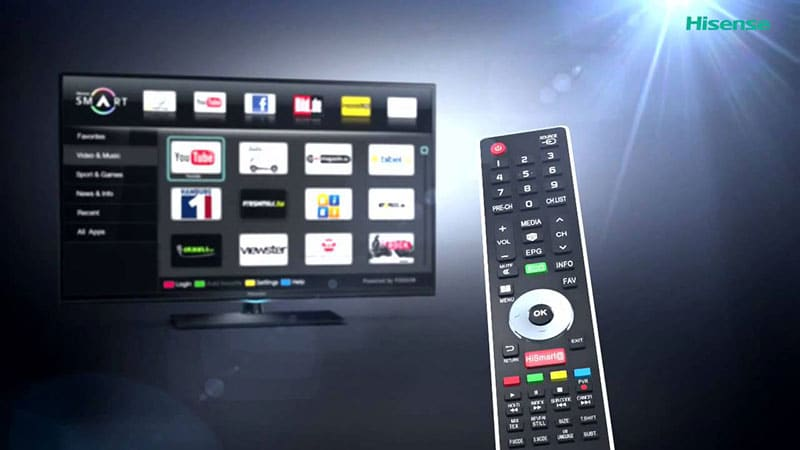 Hisense USA crea centro de operaciones de Internet-TV