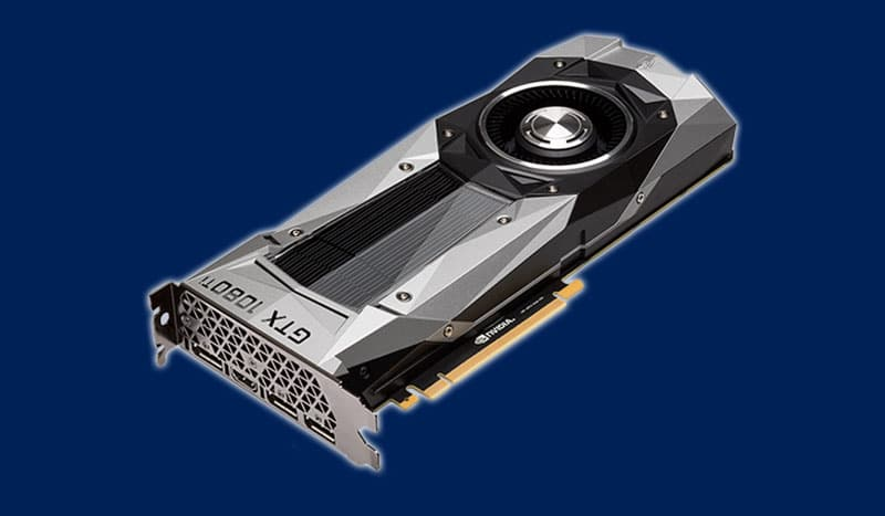 NVIDIA presenta la GeForce GTX 1080 Ti