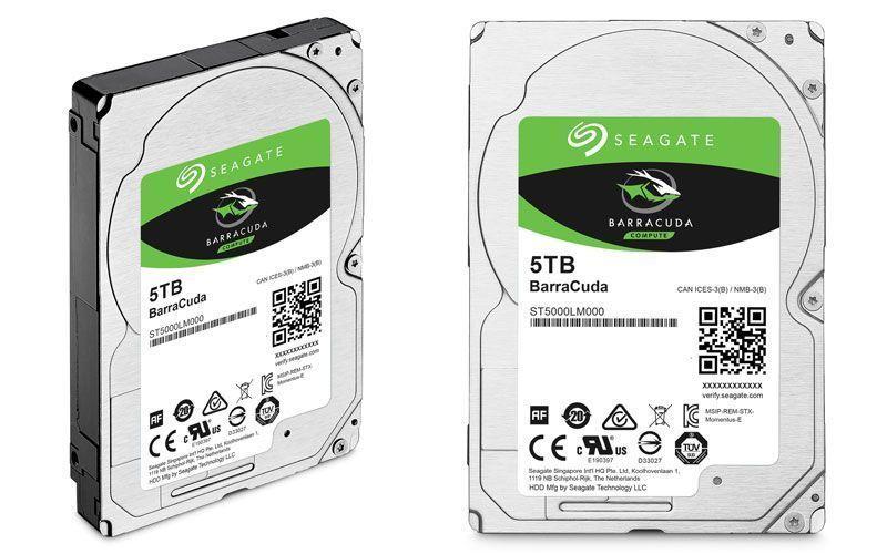 Seagate relanza su aclamada serie de discos duros BarraCuda
