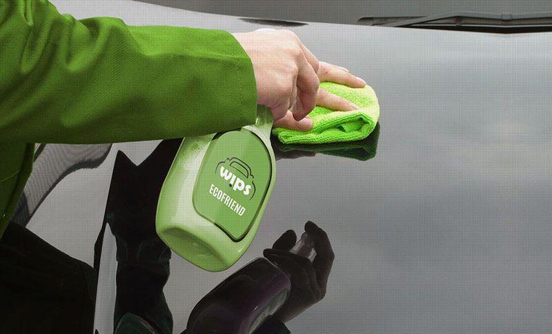 WIPS: nueva app peruana para solicitar lavado ecológico de autos