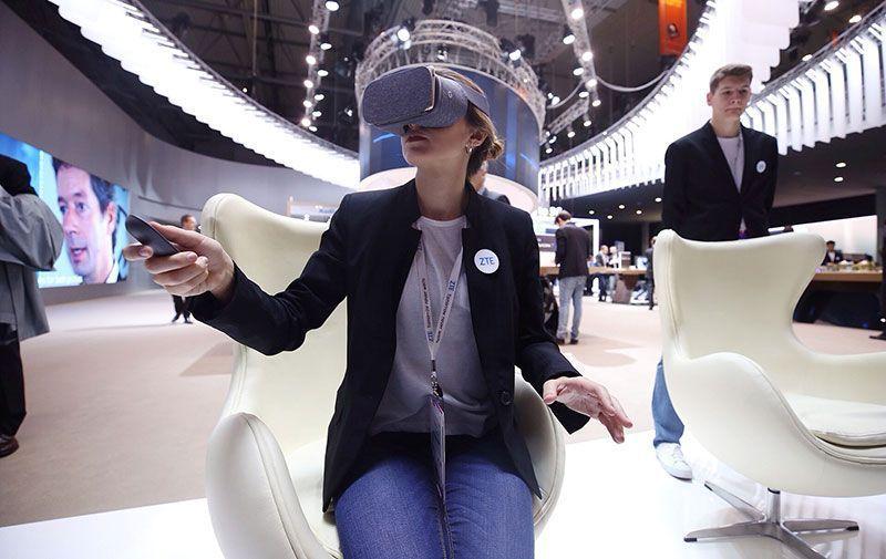 ZTE Axon 7 con Google Daydream se exhibió en MWC 2017