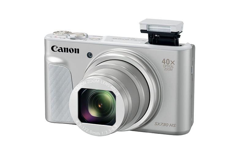 Nueva cámara digital PowerShot SX730 HS de Canon