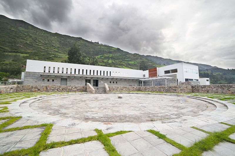 Se reinaugura el Museo Nacional de Chavín