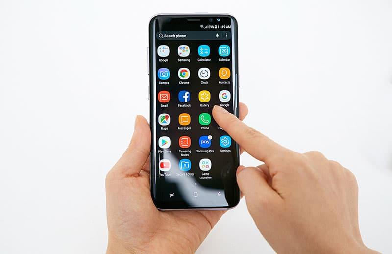 Chip inteligente de Gemalto se integra en el Samsung Galaxy S8