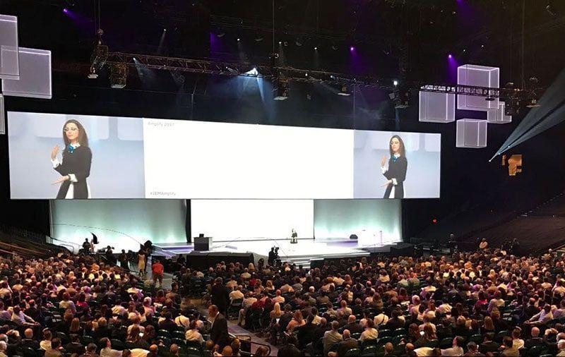 Dataimágenes participó en evento IBM Amplify 2017