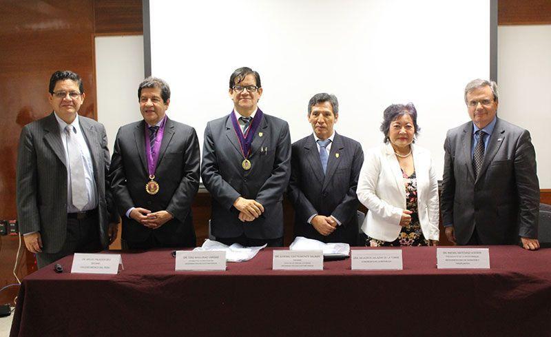 Firman compromiso en Perú para Donación de Órganos