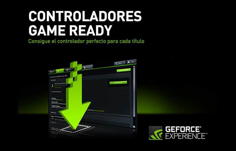 NVIDIA presenta nuevo Game Ready de GeForce