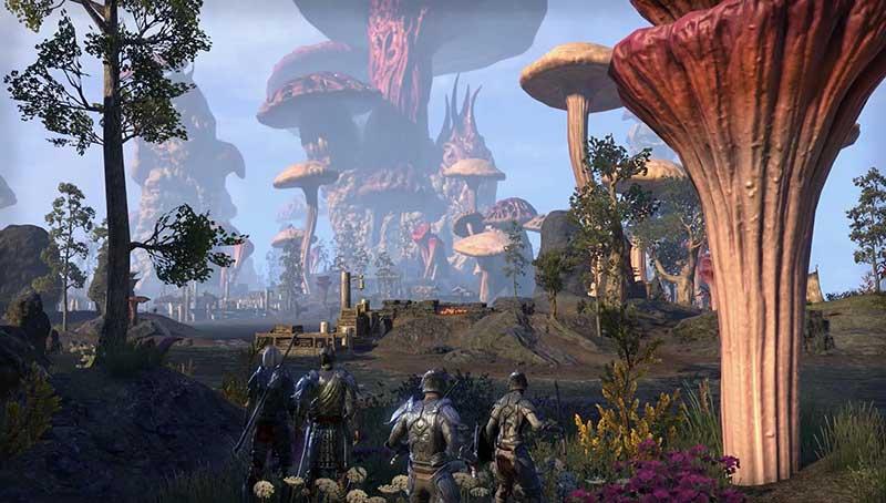 Pronto disponible Elder Scrolls Online Morrowind