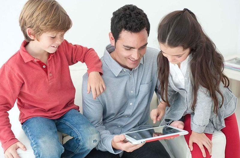 Padres millennials buscan proteger a sus hijos en Internet