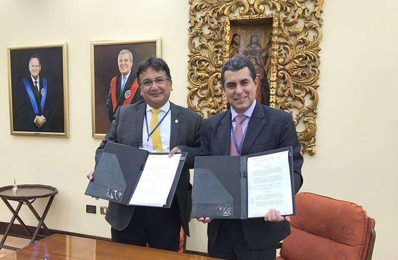 Telefónica del Perú y UDEP firman convenio
