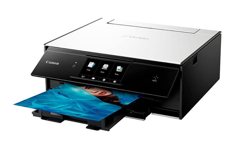 Nuevas impresoras PIXMA Serie TS compactas e inalámbricas