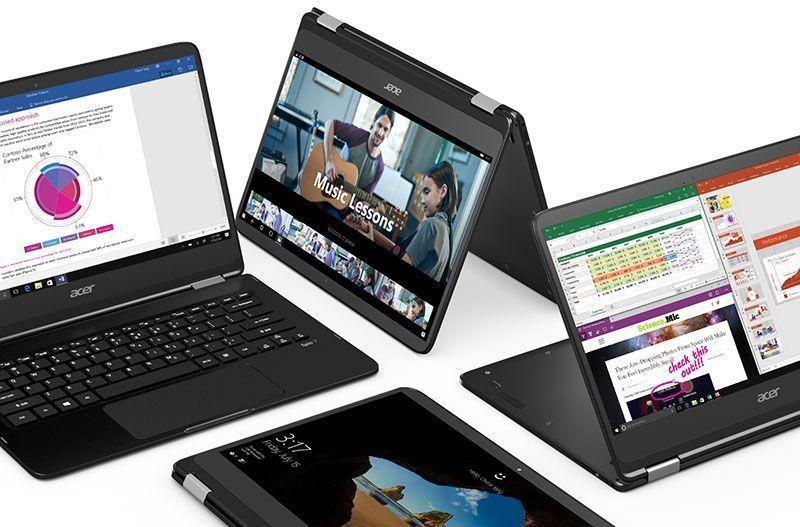 Tablets, portátiles gaming, 2 en 1, el mercado marca la pauta
